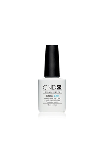 CND Brisa Lite Removable Top Coat