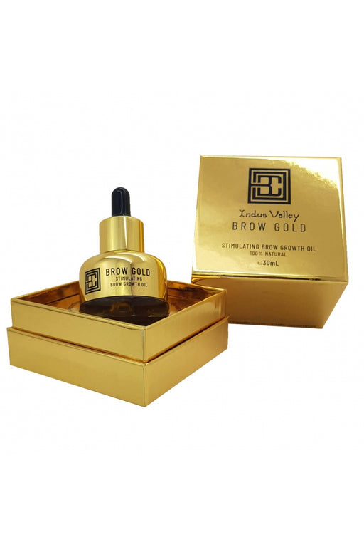Brow Code Indus Valley Brow Gold