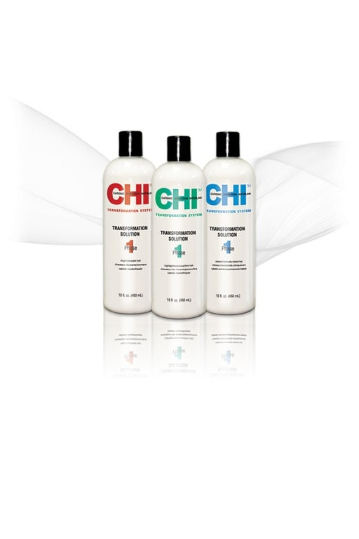 Chi Straightening Solutions