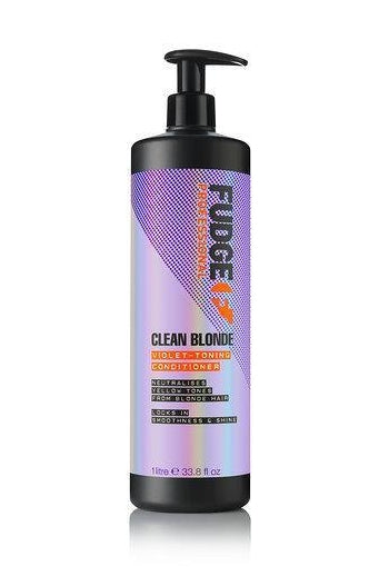 Fudge Clean Blonde Violet Toning Conditioner