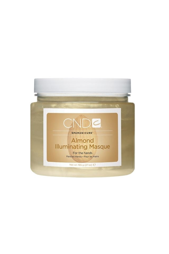 CND SpaManicure Almond Illuminating Mask