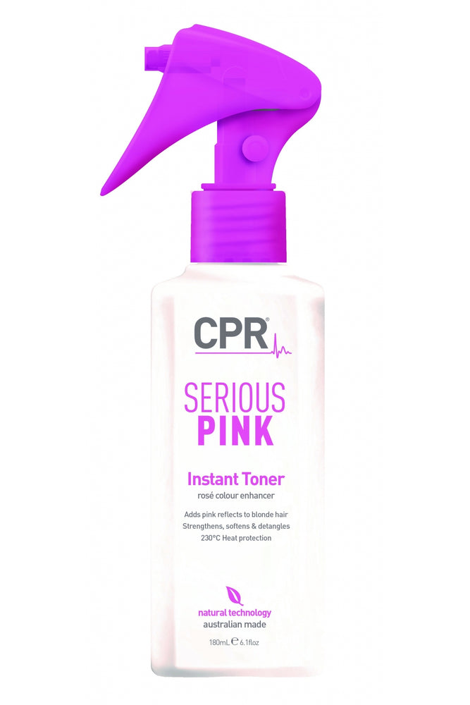 CPR Serious Pink Instant Toner