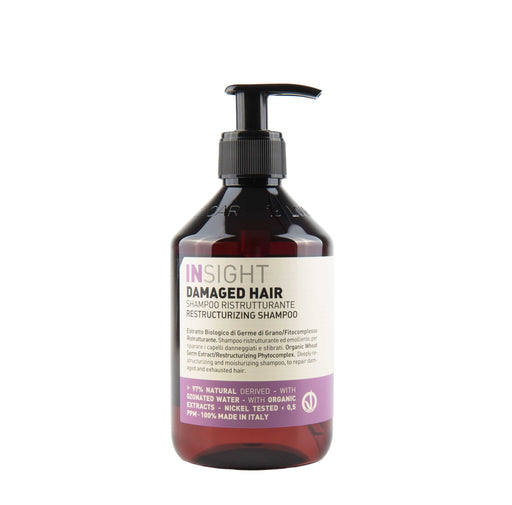Insight Damaged Hair Restructurizing Shampoo
