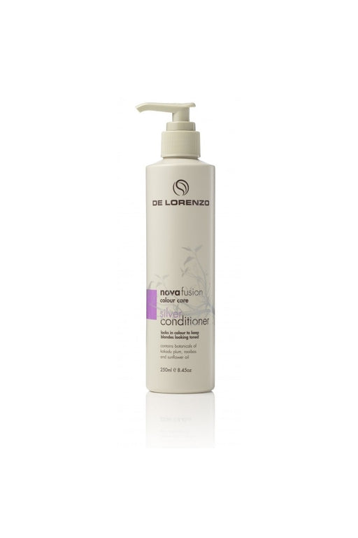 De Lorenzo Novafusion Colour Care Conditioner Silver