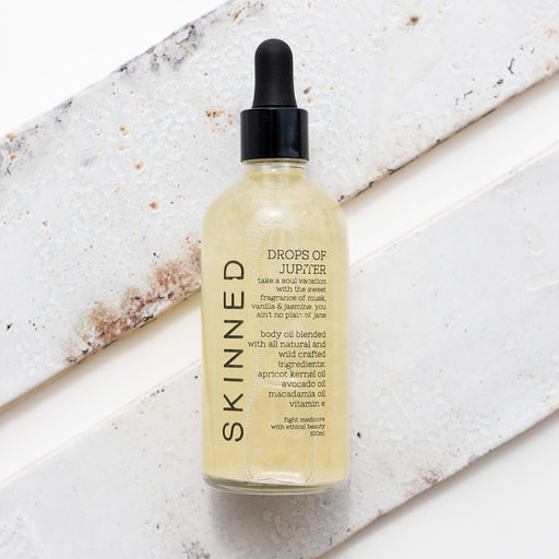Skinned Drops of Jupiter Body Oil