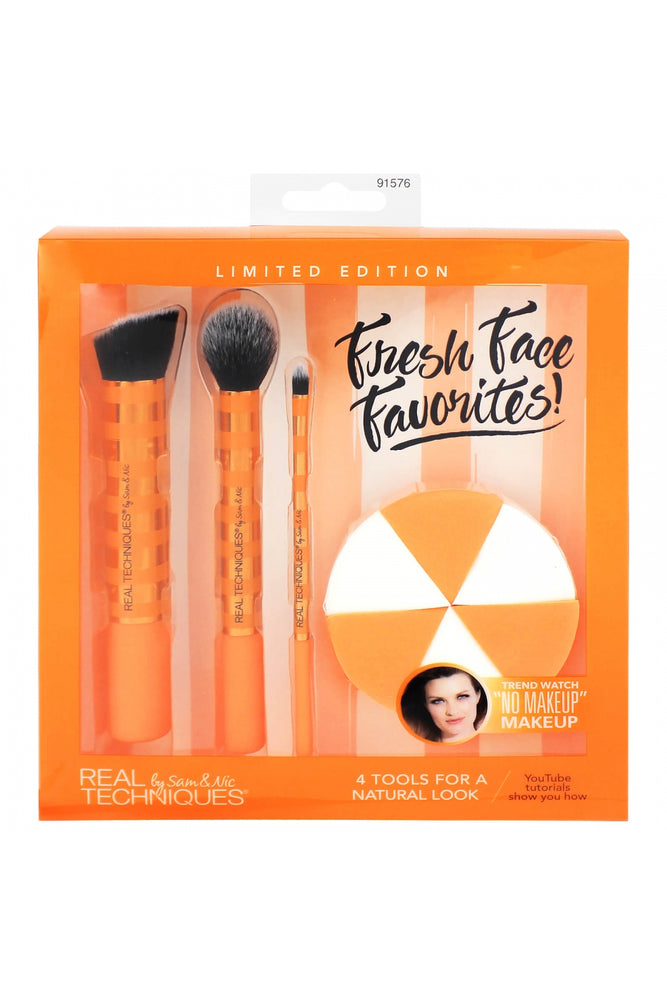 Real Techniques Fresh Face Favourites