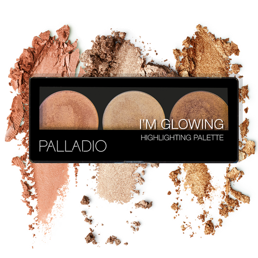 Palladio I'm Glowing Highlighting Palette