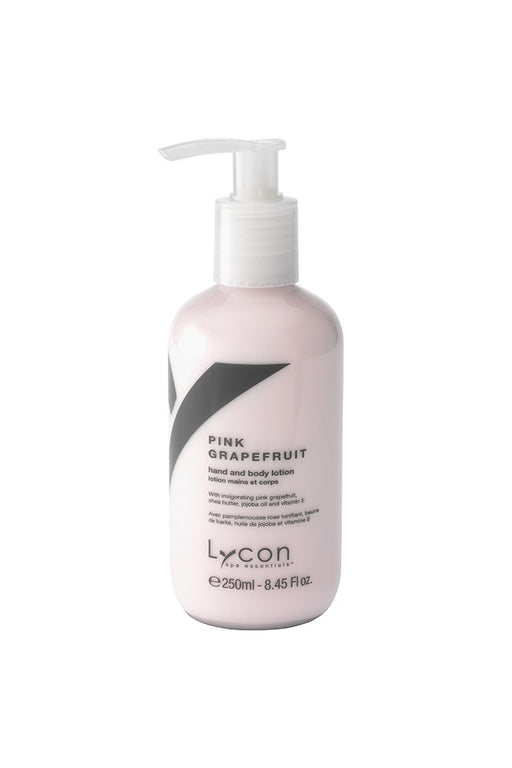 Lycon Pink Grapefruit Hand and Body Lotion