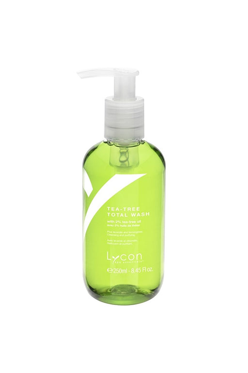 Lycon Tea Tree Total Body Wash