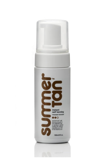Summer Tan Self Tanning Mousse