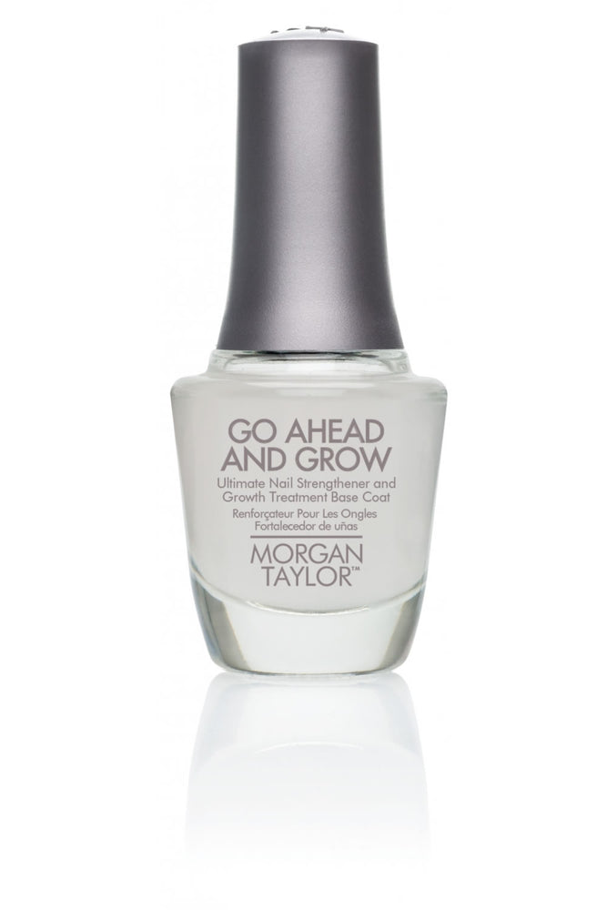 Morgan Taylor Go Ahead & Grow Treatment Base Coat