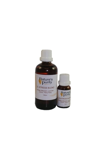 Nature's Purity D Stress Blend