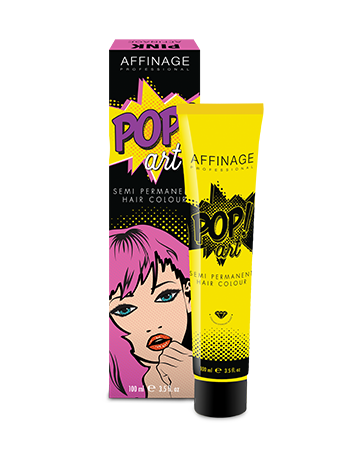 Affinage Infiniti Permanent Colour Pop Art Range