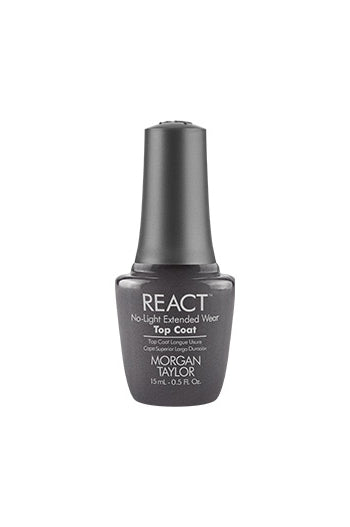 Morgan Taylor React Top Coat