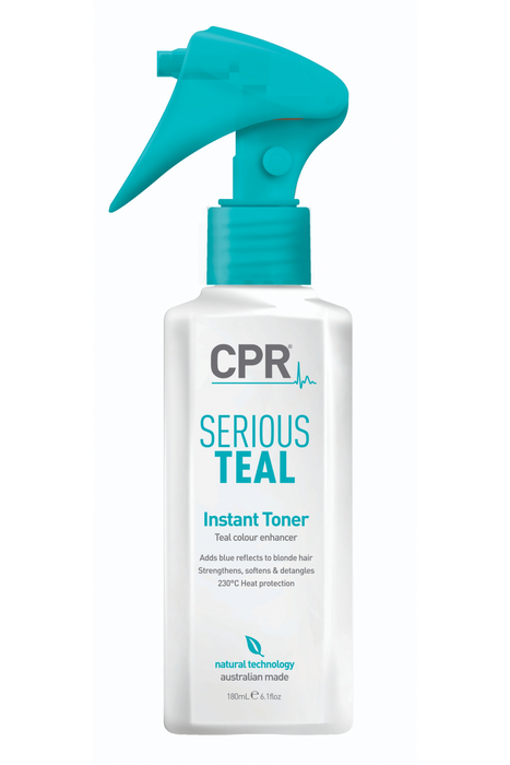 CPR Serious Teal Instant Toner