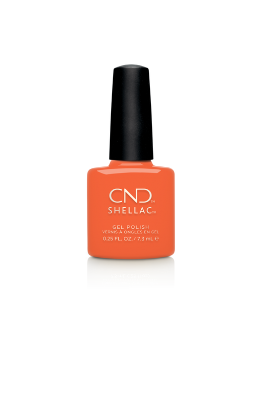 CND Shellac Birthday Candle
