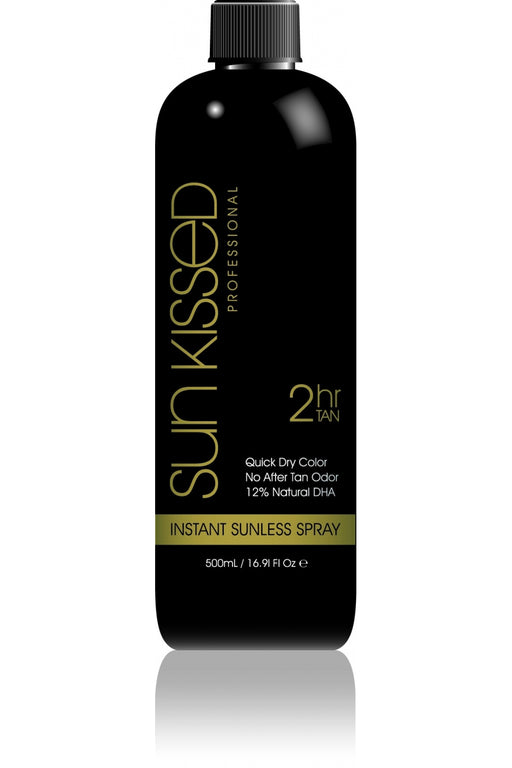 Sun Kissed Professional Sun Kissed Spray Tan 12% Dark