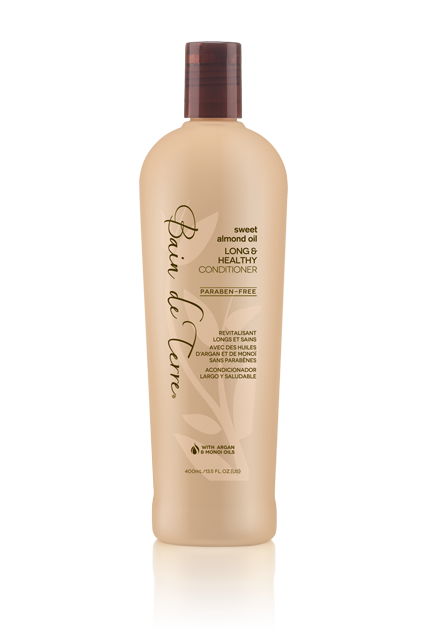 Bain De Terre Sweet Almond Oil Long & Healthy Conditioner