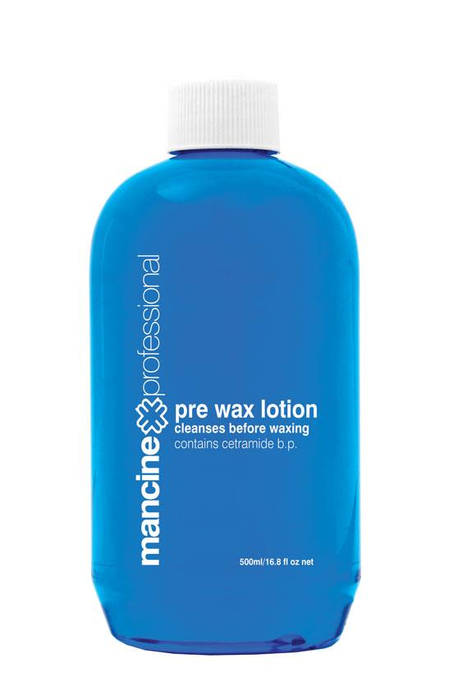 Mancine Pre Wax Lotion 500ml