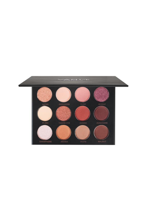 Vani-T Eyeshadow Palette in Nude