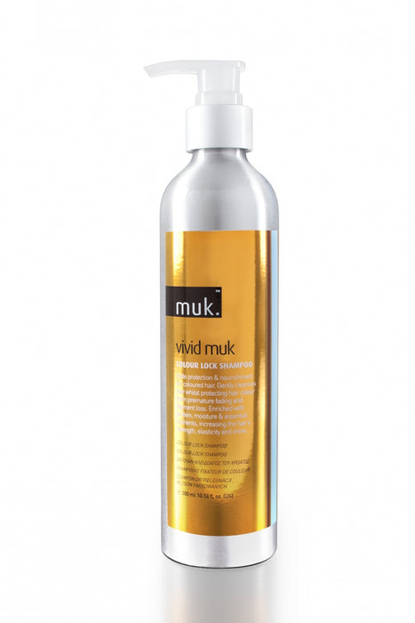 Muk Vivid Color Lock Shampoo