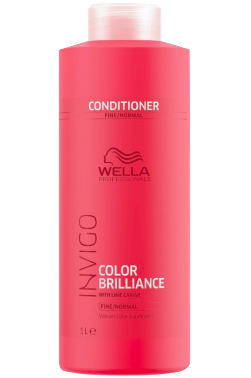 Wella Brilliance Conditioner Litre Promo