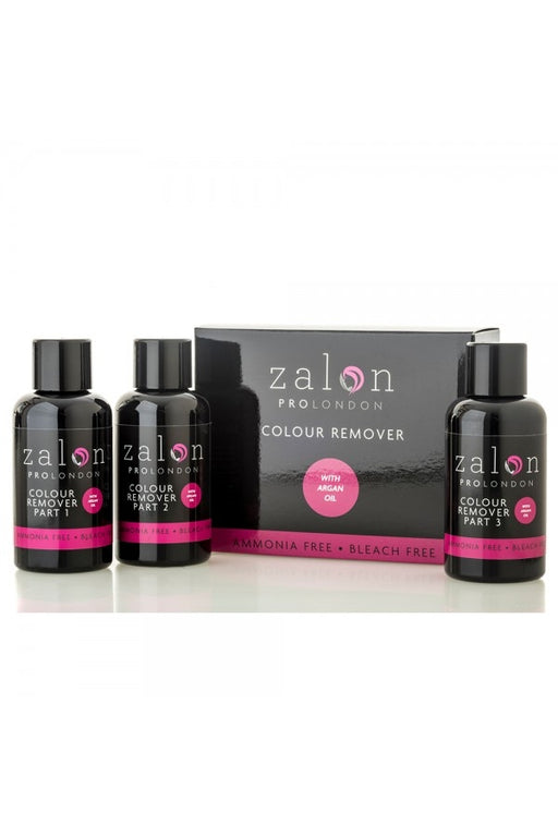 Zalon Pro London Colour Remover Single Use Kit