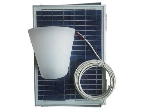 LightPortal (TM) Solar Light