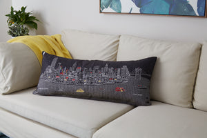 Beyond Cushions Skyline Pillows
