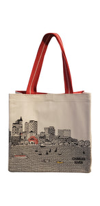 Boston Tote Bag - Beyond Cushions