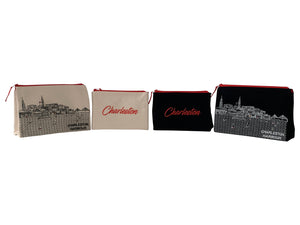 Charleston Makeup Bag - Beyond Cushions