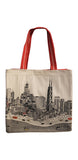 Chicago Tote Bag - Beyond Cushions