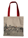 Cleveland Tote Bag - Beyond Cushions