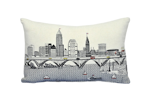 Cleveland Pillow - Beyond Cushions