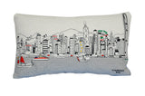 Hong Kong Pillow - Beyond Cushions