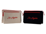 Los Angeles Makeup Bag - Beyond Cushions
