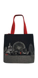 London Tote Bag - Beyond Cushions