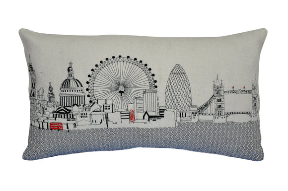 London Pillow - Beyond Cushions
