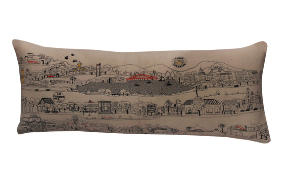 Los Gatos Pillow - Beyond Cushions