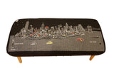 New York City Ottoman - Beyond Cushions