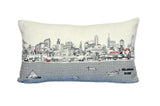 Philadelphia Pillow - Beyond Cushions
