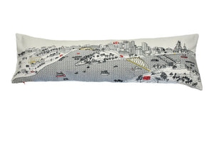 Pittsburgh Pillow - Beyond Cushions
