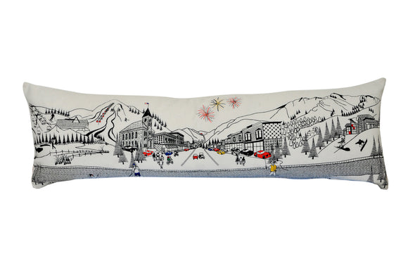 Telluride Pillow - custom