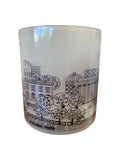 Washington DC Skyline Glass Votive