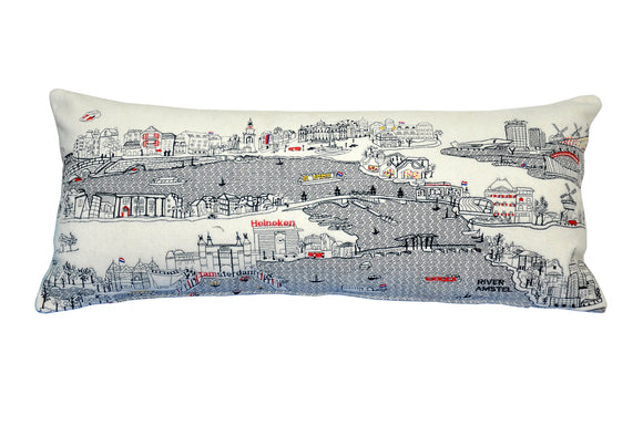 Amsterdam Pillow - Beyond Cushions