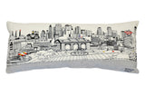 Kansas City Pillow - Beyond Cushions
