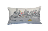 New York City Pillow - Beyond Cushions