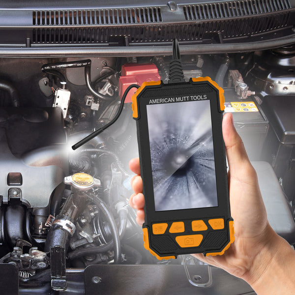 Tips For Using a Handheld Endoscope Inspection Camera