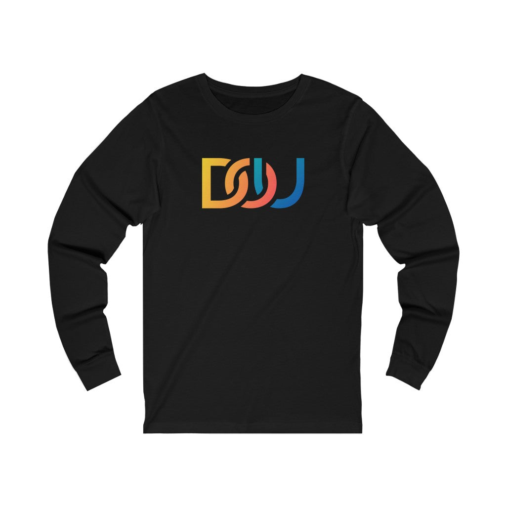 DOU Summer Nights / Black Long Sleeve