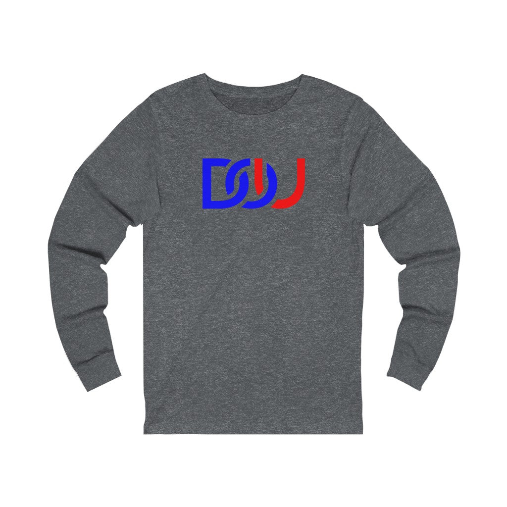 DOU D.C. / Dark Grey Heather Long Sleeve